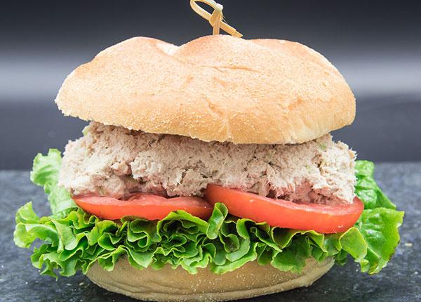 brown bag tuna salad