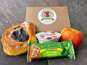 danish breakfast box